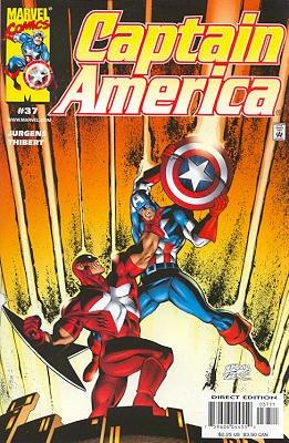 Captain America # 37 Issues V3 (1998 - 2002)