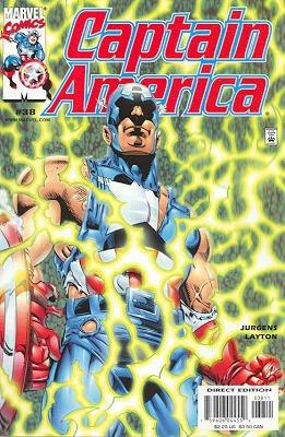 Captain America # 38 Issues V3 (1998 - 2002)