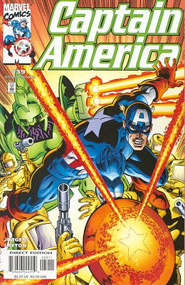 Captain America # 39 Issues V3 (1998 - 2002)