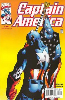 Captain America # 40 Issues V3 (1998 - 2002)