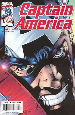 Captain America # 41 Issues V3 (1998 - 2002)
