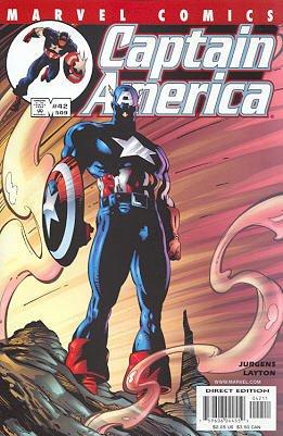 Captain America # 42 Issues V3 (1998 - 2002)