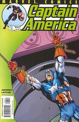 Captain America # 43 Issues V3 (1998 - 2002)