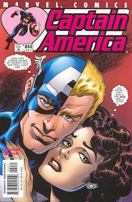 Captain America # 44 Issues V3 (1998 - 2002)