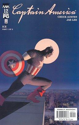 Captain America # 12 Issues V4 (2002 - 2004)