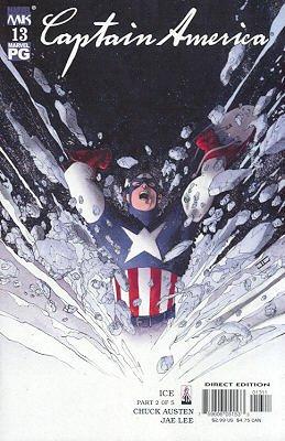 Captain America # 13 Issues V4 (2002 - 2004)