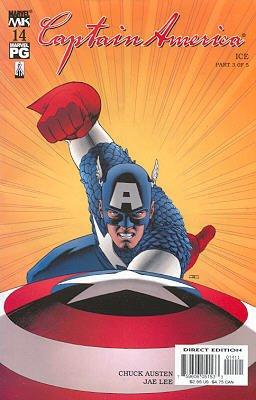 Captain America # 14 Issues V4 (2002 - 2004)