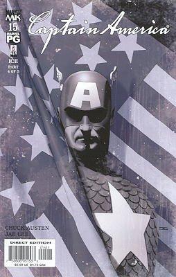 Captain America # 15 Issues V4 (2002 - 2004)
