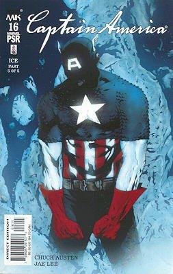 Captain America # 16 Issues V4 (2002 - 2004)