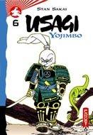 Usagi Yojimbo # 6