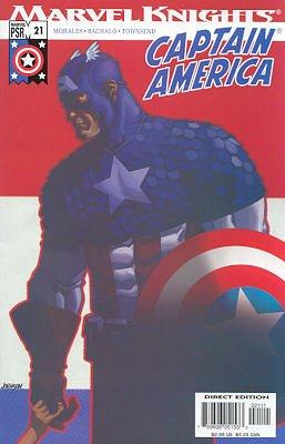 Captain America # 21 Issues V4 (2002 - 2004)