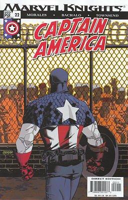 Captain America # 22 Issues V4 (2002 - 2004)
