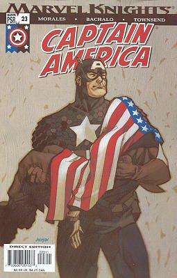 Captain America # 23 Issues V4 (2002 - 2004)