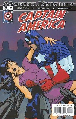 Captain America # 25 Issues V4 (2002 - 2004)