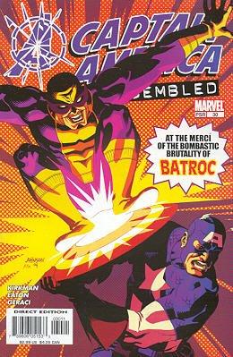 Captain America # 30 Issues V4 (2002 - 2004)