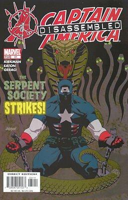 Captain America # 31 Issues V4 (2002 - 2004)