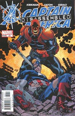 Captain America # 32 Issues V4 (2002 - 2004)
