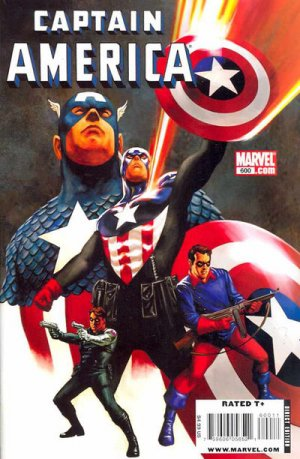 Captain America édition Issues V1 Suite (2009 - 2011)