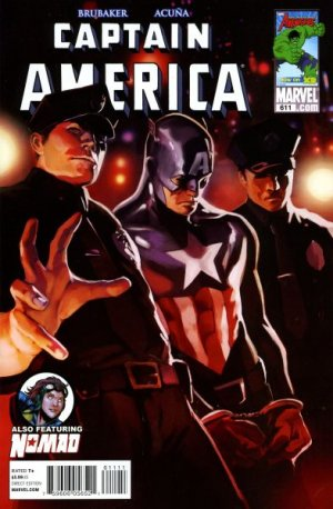 Captain America # 611 Issues V1 Suite (2009 - 2011)