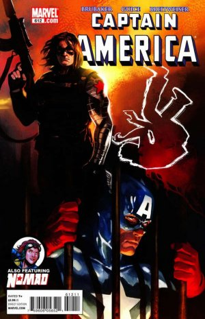 Captain America # 612 Issues V1 Suite (2009 - 2011)