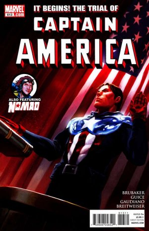 Captain America # 613 Issues V1 Suite (2009 - 2011)