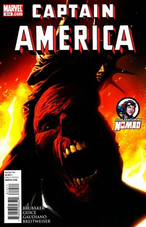Captain America # 614 Issues V1 Suite (2009 - 2011)
