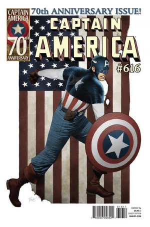Captain America # 616 Issues V1 Suite (2009 - 2011)
