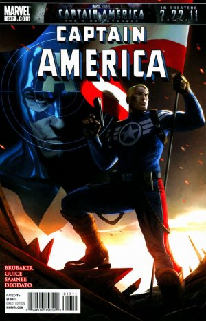 Captain America # 617 Issues V1 Suite (2009 - 2011)