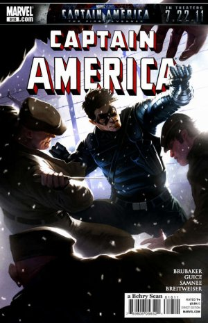 Captain America # 618 Issues V1 Suite (2009 - 2011)
