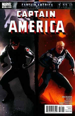 Captain America # 619 Issues V1 Suite (2009 - 2011)