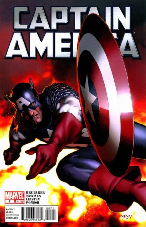Captain America # 2 Issues V6 (2011 - 2012)