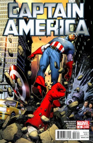 Captain America # 3 Issues V6 (2011 - 2012)