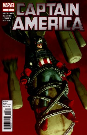 Captain America # 4 Issues V6 (2011 - 2012)