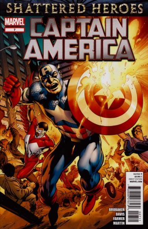 Captain America # 7 Issues V6 (2011 - 2012)