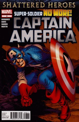 Captain America # 8 Issues V6 (2011 - 2012)