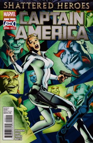 Captain America # 9 Issues V6 (2011 - 2012)