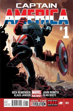Captain America # 1 Issues V7 (2012 - 2014)
