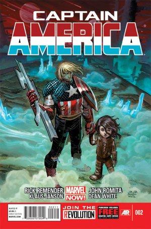 Captain America # 2 Issues V7 (2012 - 2014)
