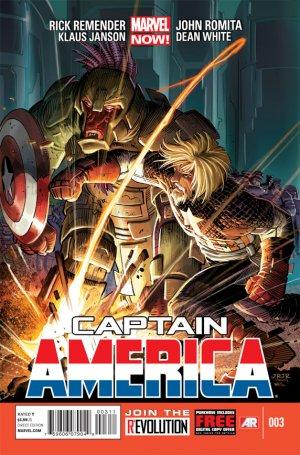 Captain America # 3 Issues V7 (2012 - 2014)