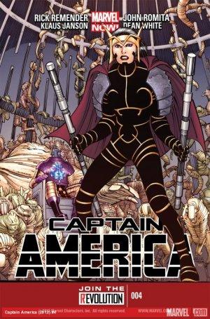 Captain America # 4 Issues V7 (2012 - 2014)