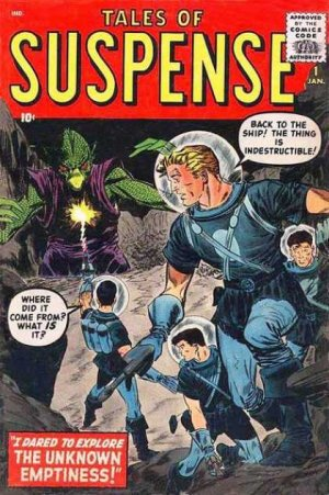 Tales of Suspense édition Issues V1 (1959 - 1968)