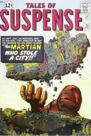 Tales of Suspense # 29 Issues V1 (1959 - 1968)