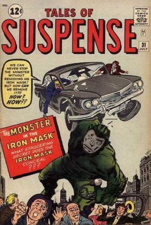 Tales of Suspense # 31 Issues V1 (1959 - 1968)