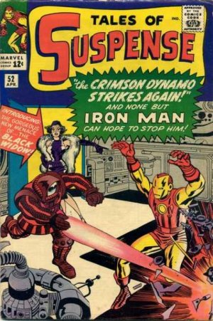 Tales of Suspense # 52 Issues V1 (1959 - 1968)
