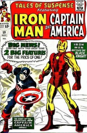 Tales of Suspense # 59 Issues V1 (1959 - 1968)