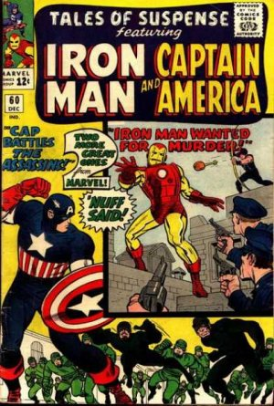 Tales of Suspense # 60 Issues V1 (1959 - 1968)