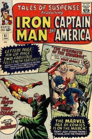 Tales of Suspense # 61 Issues V1 (1959 - 1968)
