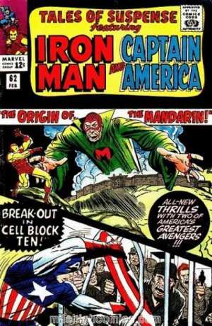 Tales of Suspense # 62 Issues V1 (1959 - 1968)