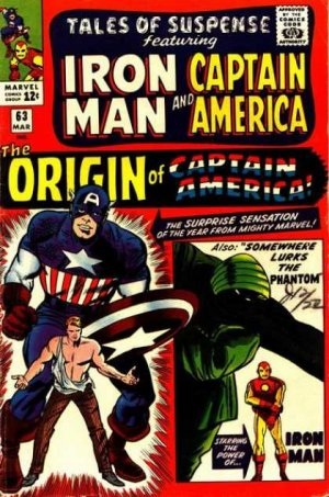 Tales of Suspense # 63 Issues V1 (1959 - 1968)