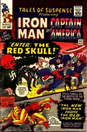 Tales of Suspense # 65 Issues V1 (1959 - 1968)